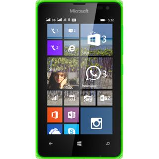 Microsoft Lumia 532 Dual Sim 8 GB grün